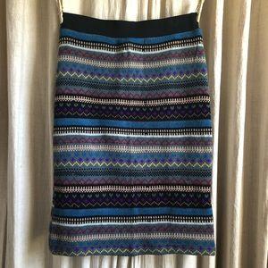 Dresses & Skirts - Zig Zag Knit Skirt